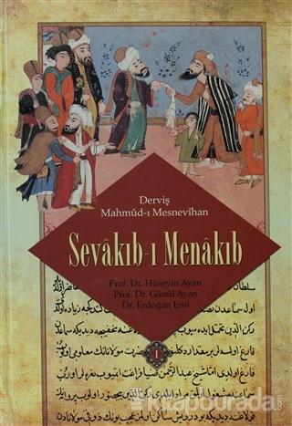 Sevakıb-ı Menakıb (Orjinal Metin) (Ciltli)