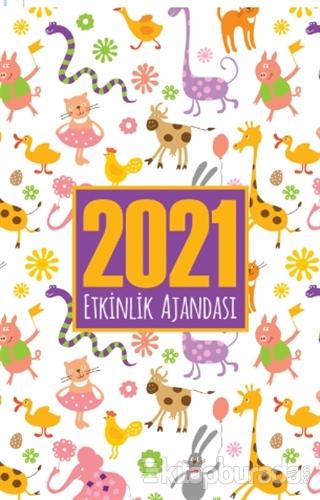 Sevimli Hayvanlar - 2021 Akademik Ajanda