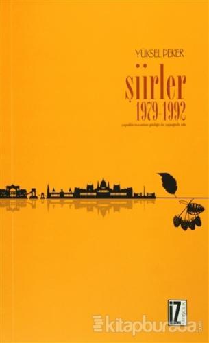Şiirler 1979 -1992