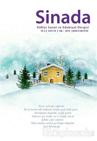 Sinada Kültür Sanat ve Edebiyat Dergisi Yıl 5 Sayı: 18 Kış 2018 Hasan