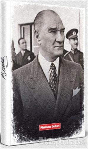 Sivil - Tarihsiz Atatürk Planlama Defteri