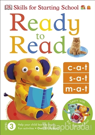 Skills for Starting School - Ready to Read Kolektif