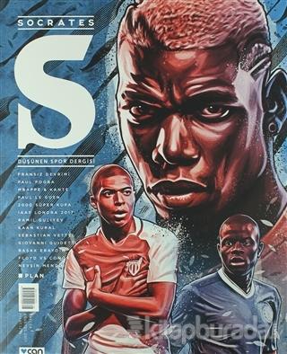 Socrates - Düşünen Spor Dergisi Sayı : 29 Ağustos 2017