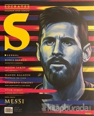 Socrates - Düşünen Spor Dergisi Sayı: 49 Nisan 2019