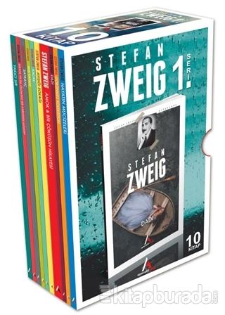 Stefan Zweig Serisi Kutulu (10 Kitap Takım) Stefan Zweig