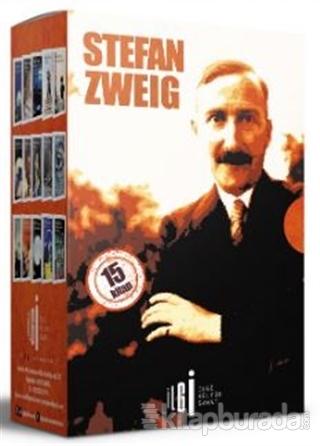 Stefan Zweig Set (15 Kitap) Kutulu Stefan Zweig
