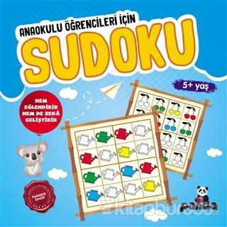 Sudoku 5+ Yaş - Anaokulu Öğrencileri İçin Kolektif