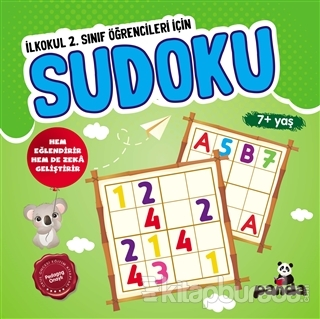 Sudoku 7+ Yaş - İlkokul 2. Sınıf Öğrencileri İçin Kolektif