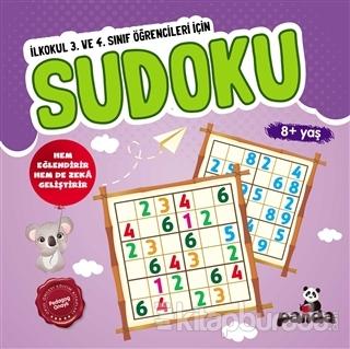 Sudoku 8+ Yaş - İlkokul 3. ve 4. Sınıf Öğrencileri İçin Kolektif