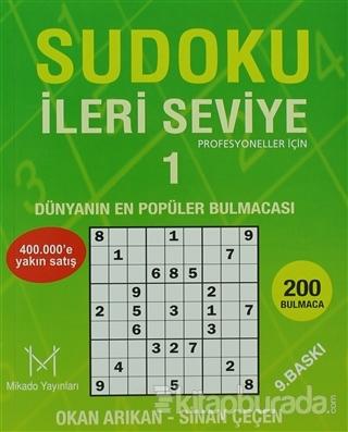 Sudoku İleri Seviye - 1