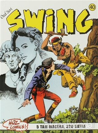 Swing 40 (5 Macera)