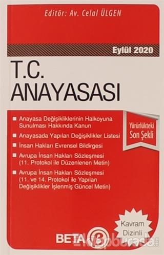 T.C. Anayasası (Eylül 2020)