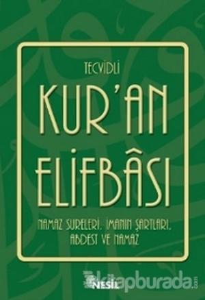 Tecvidli Kur'an Elifbası