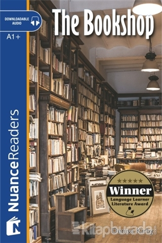 The Bookshop +Audio (Nuance Readers Level-2) A1+