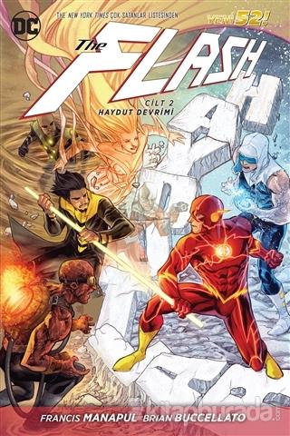 The Flash Cilt 2 : Haydut Devrimi