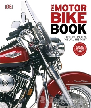 The Motor Bike Book (Ciltli)