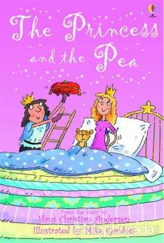 The Princess And The Pea (Ciltli)