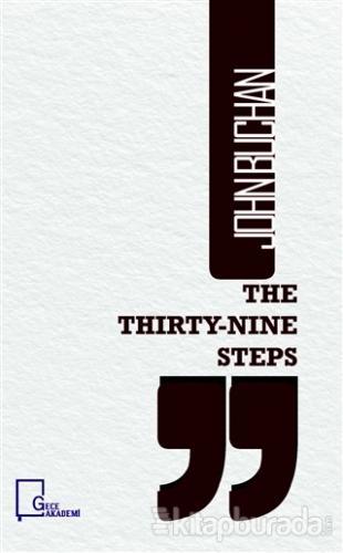 The Thirty - Nine Steps