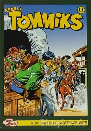 Tommiks (Renkli) Nostaljik Seri Sayı: 11