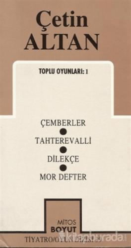 Toplu Oyunları-1 Çemberler / Tahterevalli / Dilekçe / Mor Defter