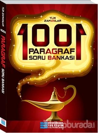 Tüm Zamanlar 1001 Paragraf Soru Bankası
