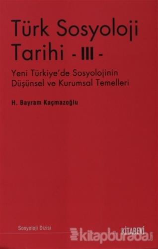 Türk Sosyolojisi Tarihi 3
