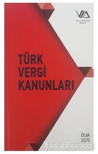 Türk Vergi Kanunları (Ciltli)