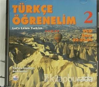 Türkçe Öğrenelim 2 (6 VCD Takım)