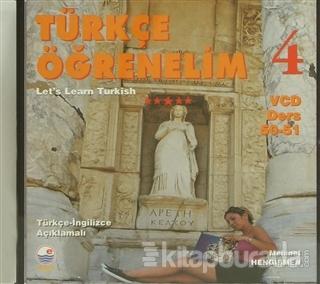 Türkçe Öğrenelim 4 (6 VCD Takım)