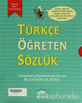 Türkçe Öğreten Sözlük (2 Cilt Takım) (Ciltli)