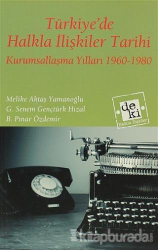 Türkiye'de Halkla İlişkiler Tarihi