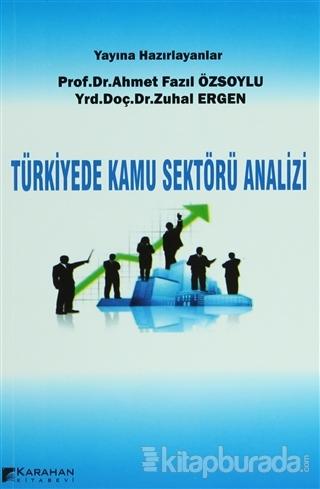 Türkiyede Kamu Sektörü Analizi