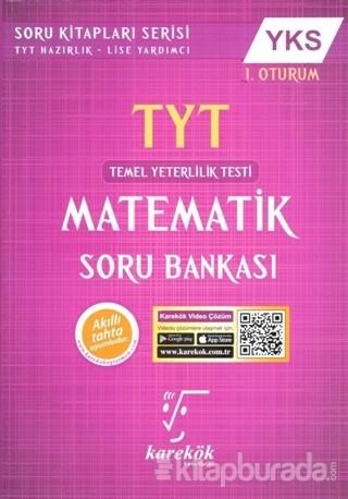 TYT 1. Oturum Matematik Soru Bankası