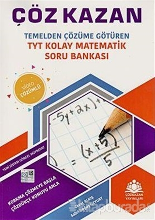 TYT Kolay Matematik Soru Bankası Cevat Alkış