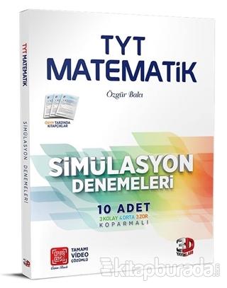 TYT Matematik Simülasyon Denemeleri 10'lu