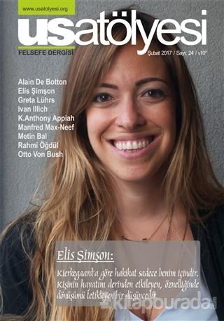 Usatölyesi Felsefe Dergisi Sayı : 24 Şubat 2017