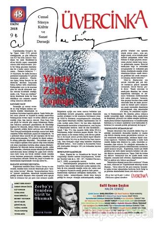 Üvercinka Dergisi Sayı: 48 Ekim 2018