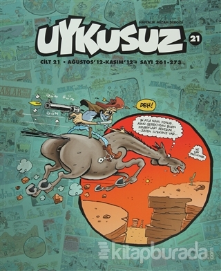Uykusuz Dergisi Cilt: 21 Sayı: 261 273 Kolektif