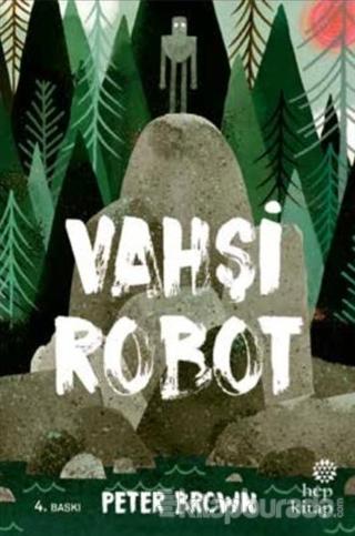 Vahşi Robot (Ciltli)