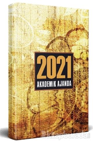 Vintage - 2021 Akademik Ajanda