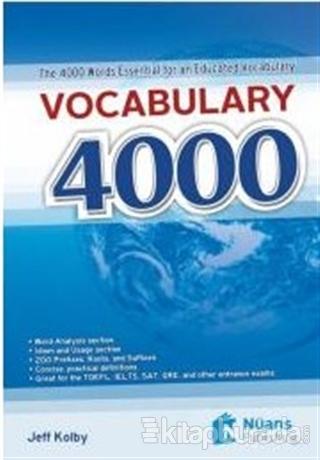 Vocabulary 4000 Jeff Kolby