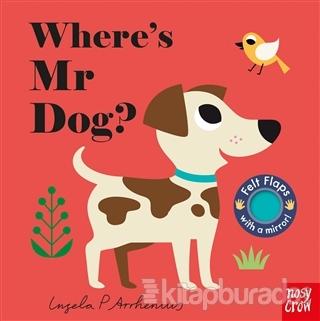Where's Mr Dog? (Ciltli)