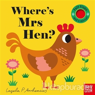 Where's Mrs Hen? (Ciltli)