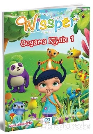 Wissper - Boyama Kitabı 1