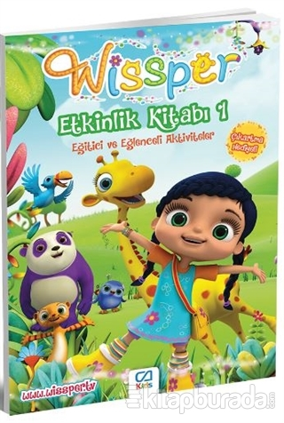 Wissper - Etkinlik Kitabı 1