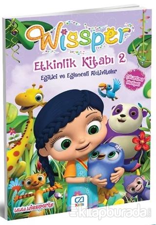 Wissper - Etkinlik Kitabı 2