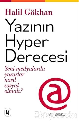Yazının Hyper Derecesi Halil Gökhan
