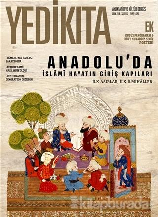 Yedikıta Tarih ve Kültür Dergisi Sayı: 113 Ocak 2018