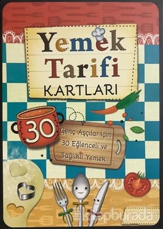 Yemek Tarifi Kartları (30 Kart)