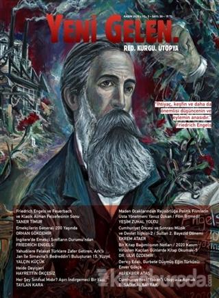 Yeni Gelen Dergisi Sayı: 30 Kasım 2020